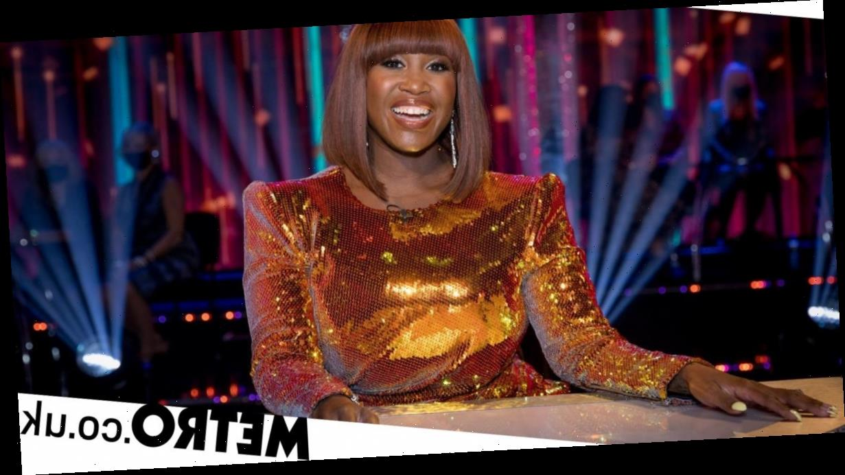Strictly Come Dancing judge Motsi Mabuse confirms she'll be back next week
