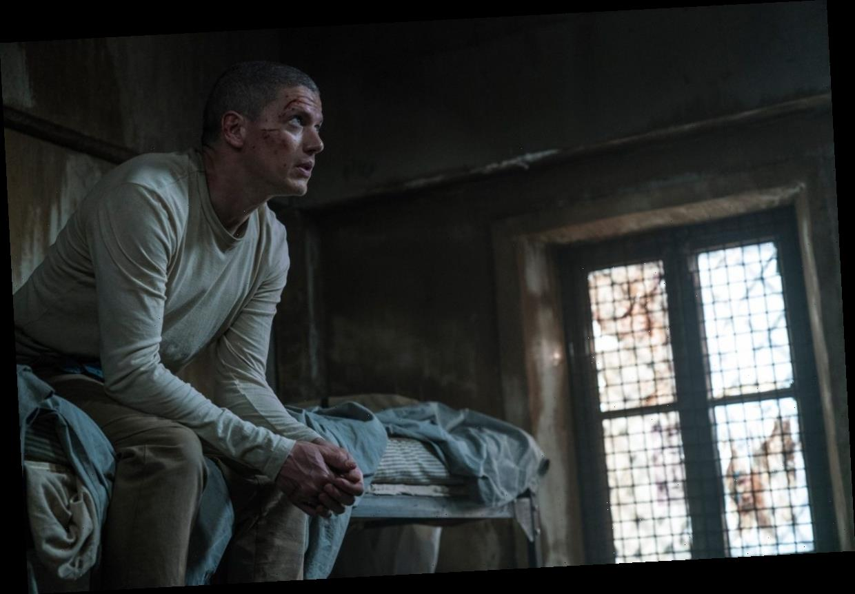 'Prison Break' Star Wentworth Miller Has a Poignant Reason for Leaving the Series