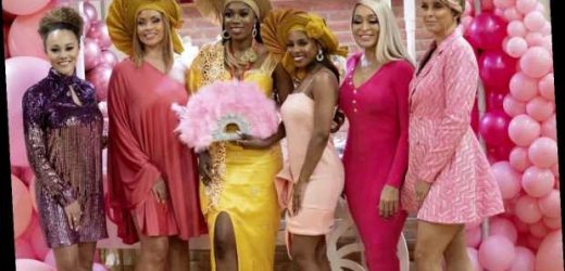 'RHOP': Ashley Darby Thinks It's 'Only a Matter of Time' Until Wendy Osefo and Candiace Dillard Fall Out