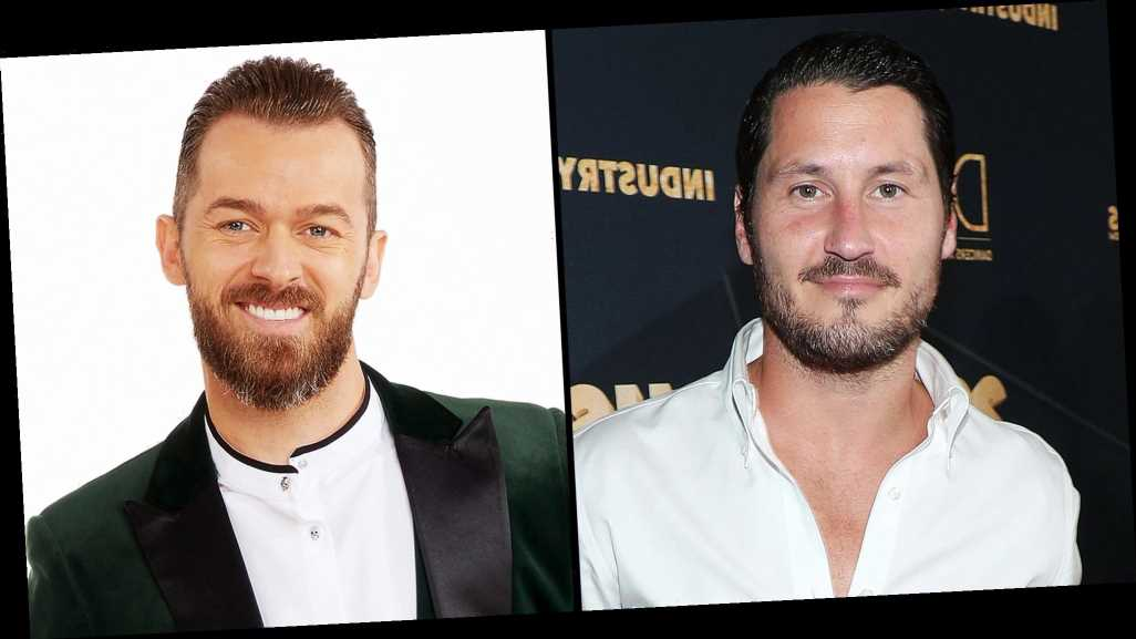 Nothing But Praise! Val Chmerkovskiy Congratulates Artem on 'DWTS' Win