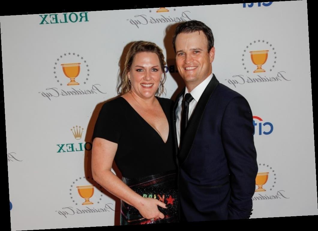 Who Is Pro Golfer Zach Johnson's Wife, Kim Barclay?