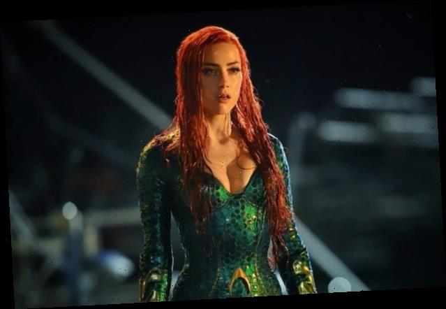 Amber Heard Shoots Down Effort to Get Her Fired From 'Aquaman 2'