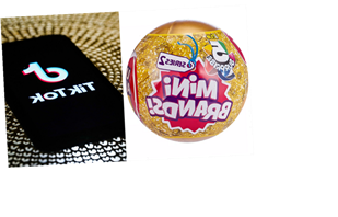 What Are Mini Brands Balls? TikTok Is Obsessed With This Viral Toy