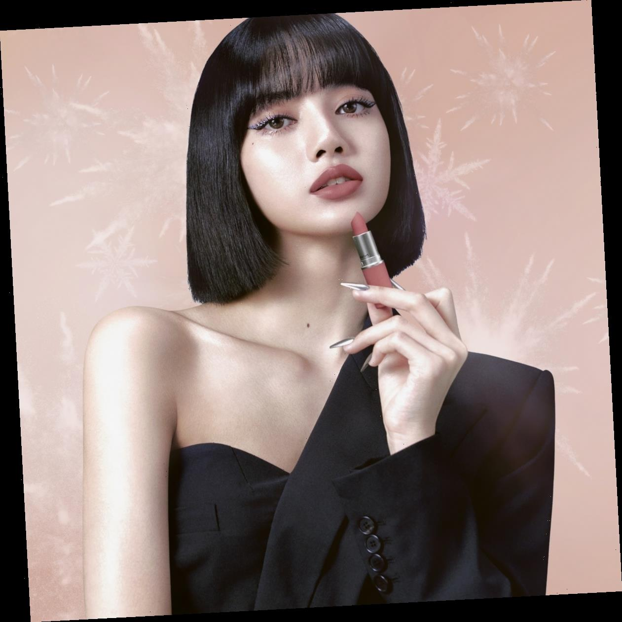 BLACKPINK's Lisa Stars In MAC Cosmetics' Holiday Campaign & It's SO Good