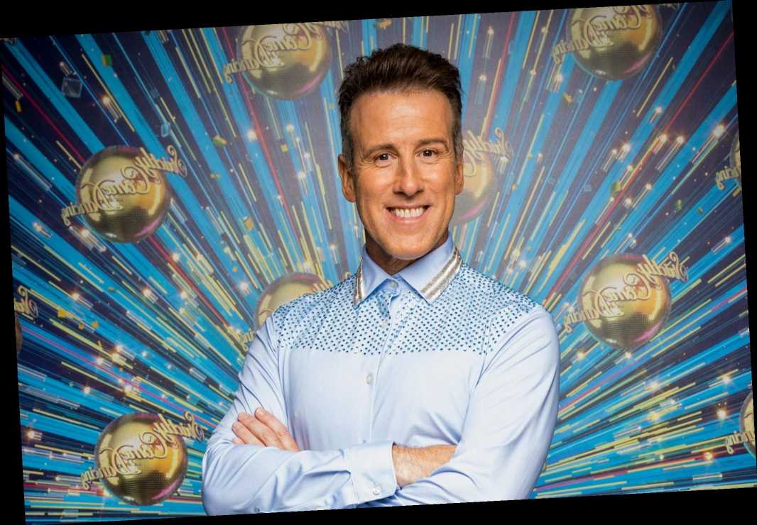 Anton du Beke is 'pert and ready' to take on Strictly Come Dancing judging role covering for Motsi Mabuse