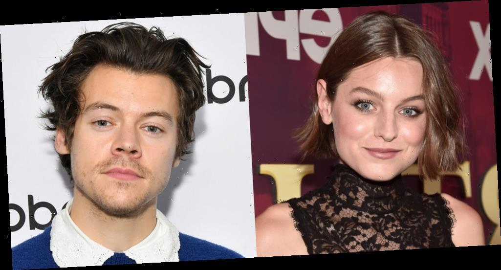 Harry Styles Once Dog Sat For 'The Crown's Emma Corrin