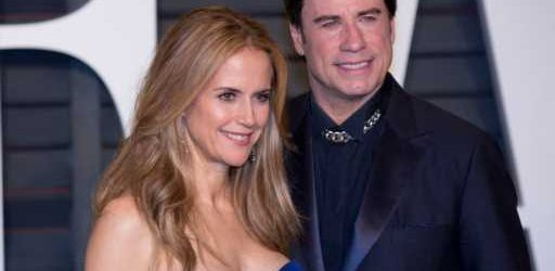 See John Travolta's Thanksgiving Message to Fans After Wife Kelly Preston's Death