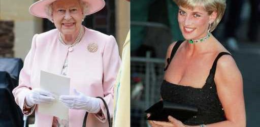Princess Diana & Queen Elizabeth's Most Horrifying Moment Was Kept Off 'The Crown'