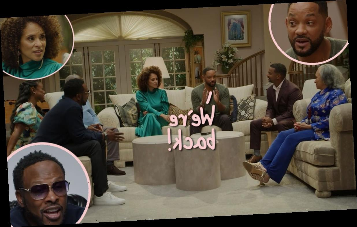 The Fresh Prince of Bel-Air Reunion Trailer Will Make You Laugh AND Cry! Watch HERE!