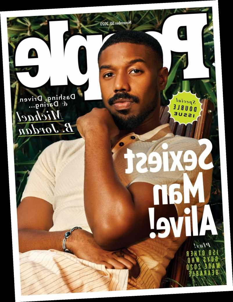 Michael B. Jordan Is PEOPLE's Sexiest Man Alive 2020: 'The Women in My Family Are Proud of This One'