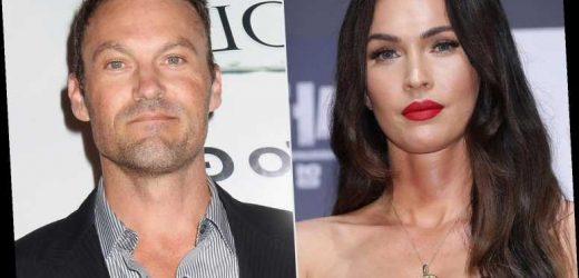 Megan Fox Files for Divorce from Brian Austin Green Days After Red Carpet Debut with Machine Gun Kelly