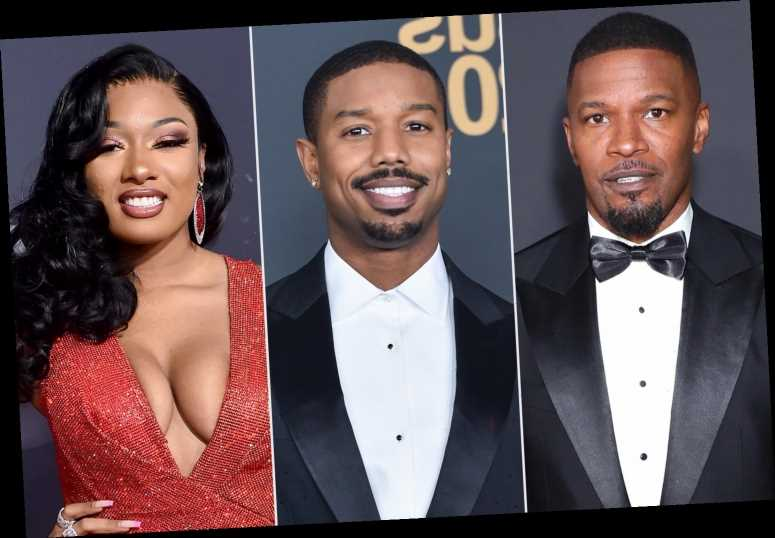 Jamie Foxx, Megan Thee Stallion and More React to Michael B. Jordan Being Named Sexiest Man Alive