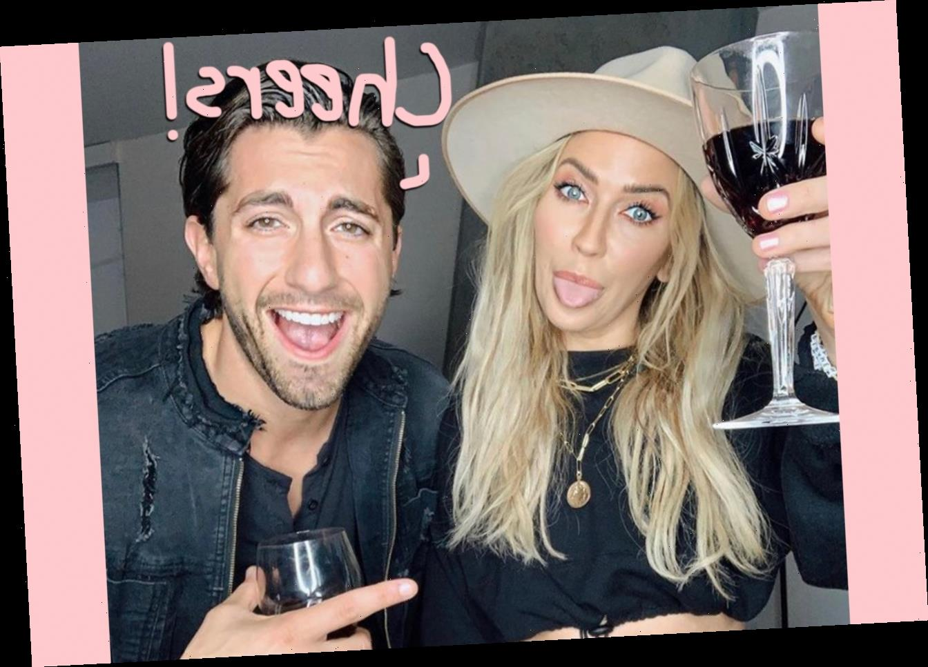 Jason Tartick Has THE BEST Reaction To Girlfriend Kaitlyn Bristowe's DTWS Win!