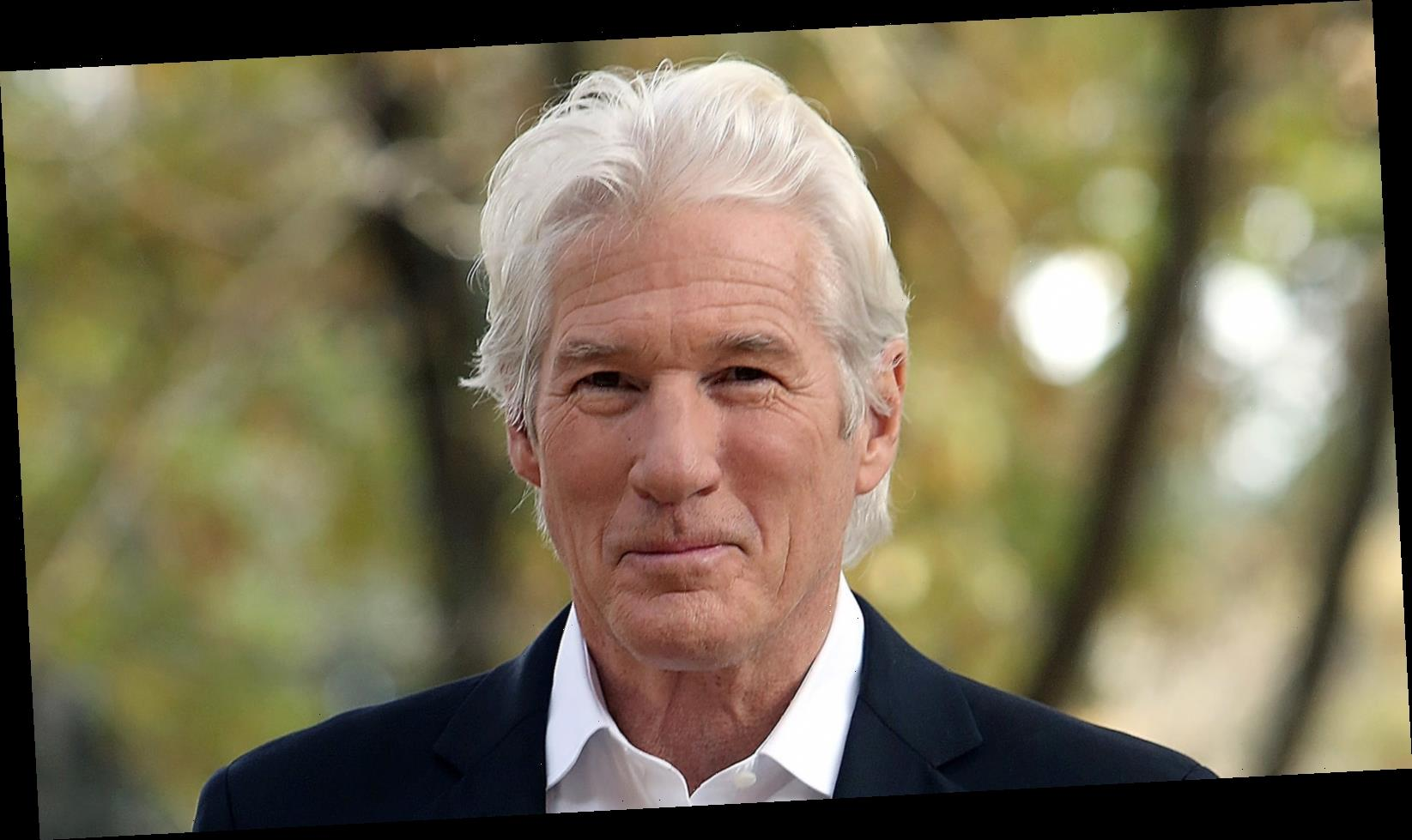 The reason Richard Gere was banned from the Oscars