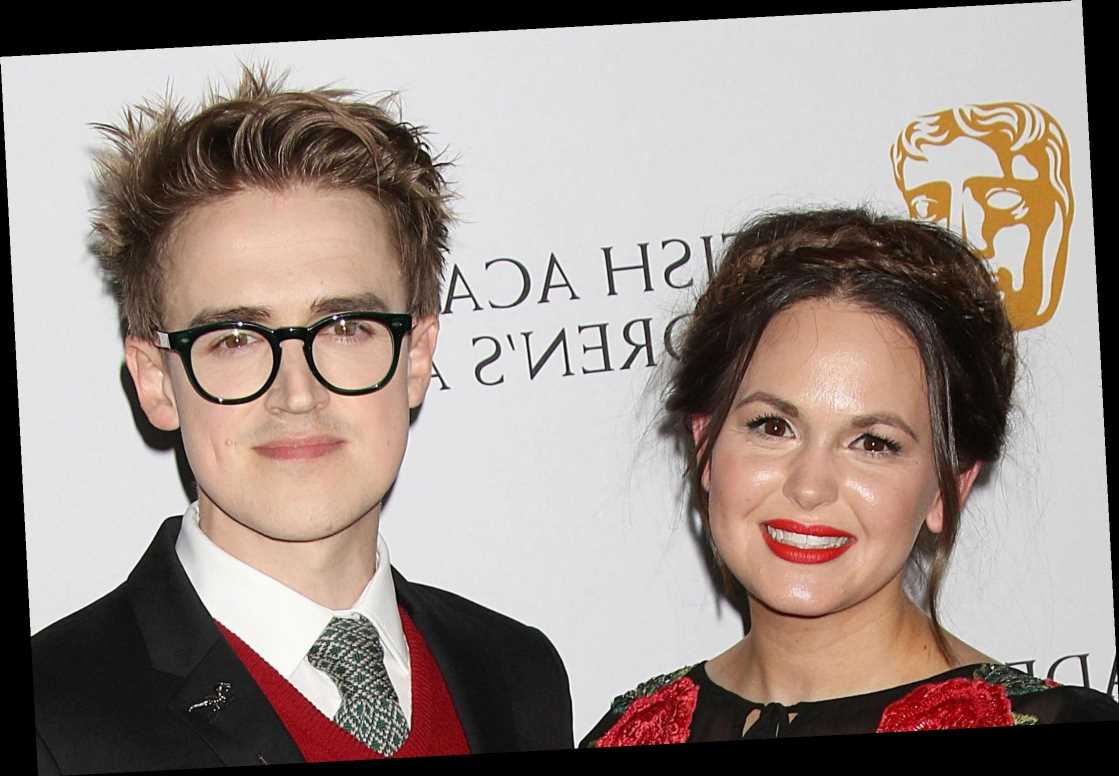 Who is Giovanna Fletcher's husband Tom and do they have children? – The Sun