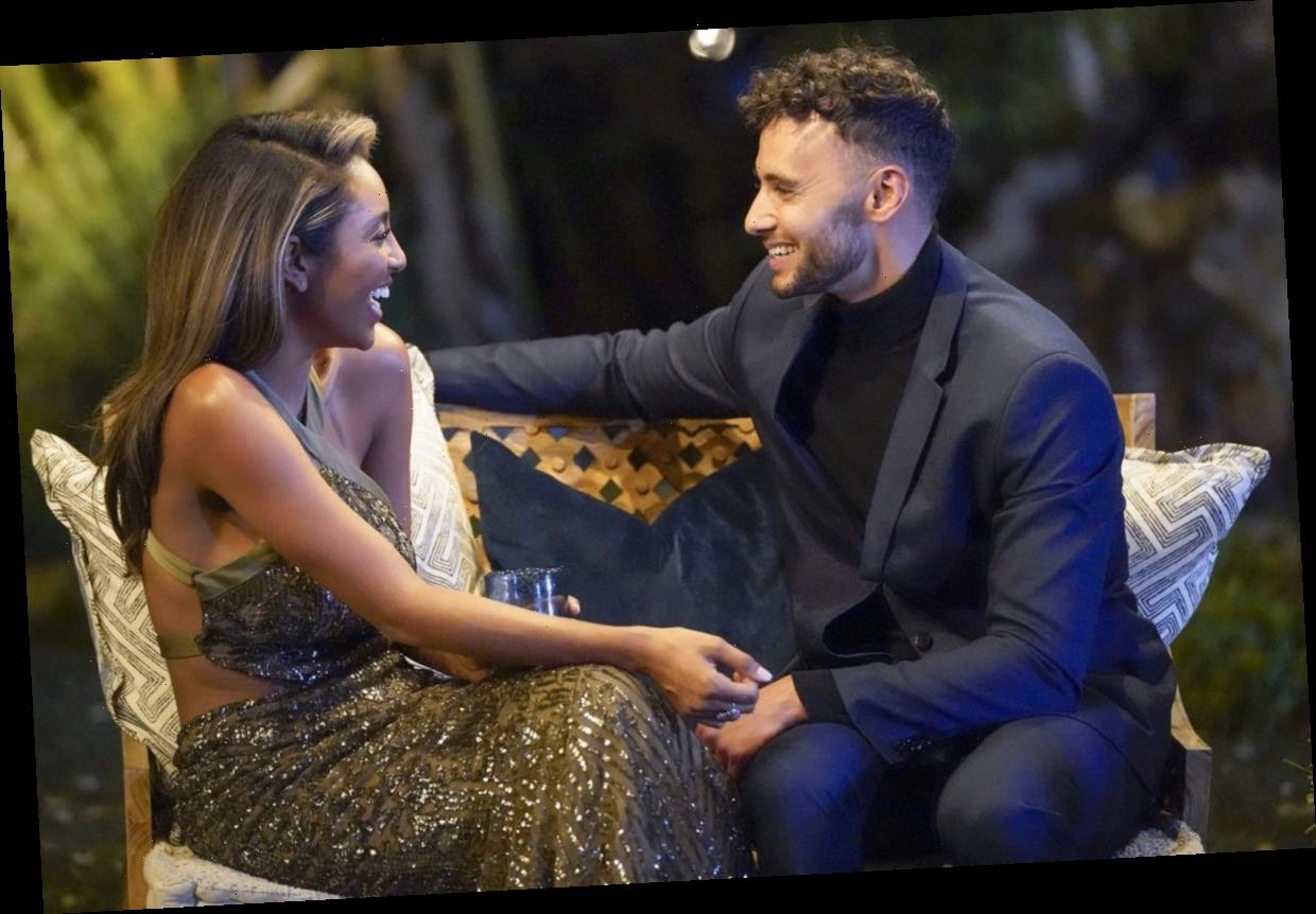 'The Bachelorette': The Three Men Tayshia Adams Connects With on Night One