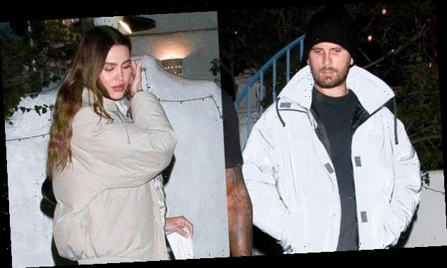 Scott Disick Enjoys Dinner Date With Amelia Hamlin After PDA-Filled Day At The Beach