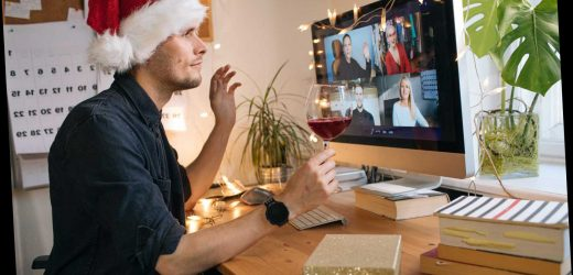 Can I just skip my lame office Zoom holiday party?