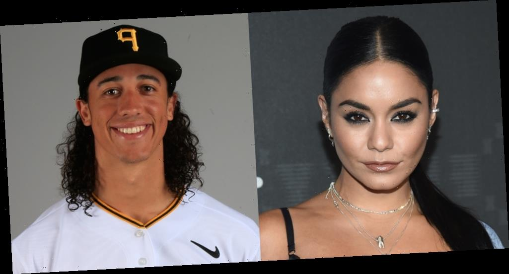 Vanessa Hudgens Seen Showing PDA With Baseball Player Cole Tucker!