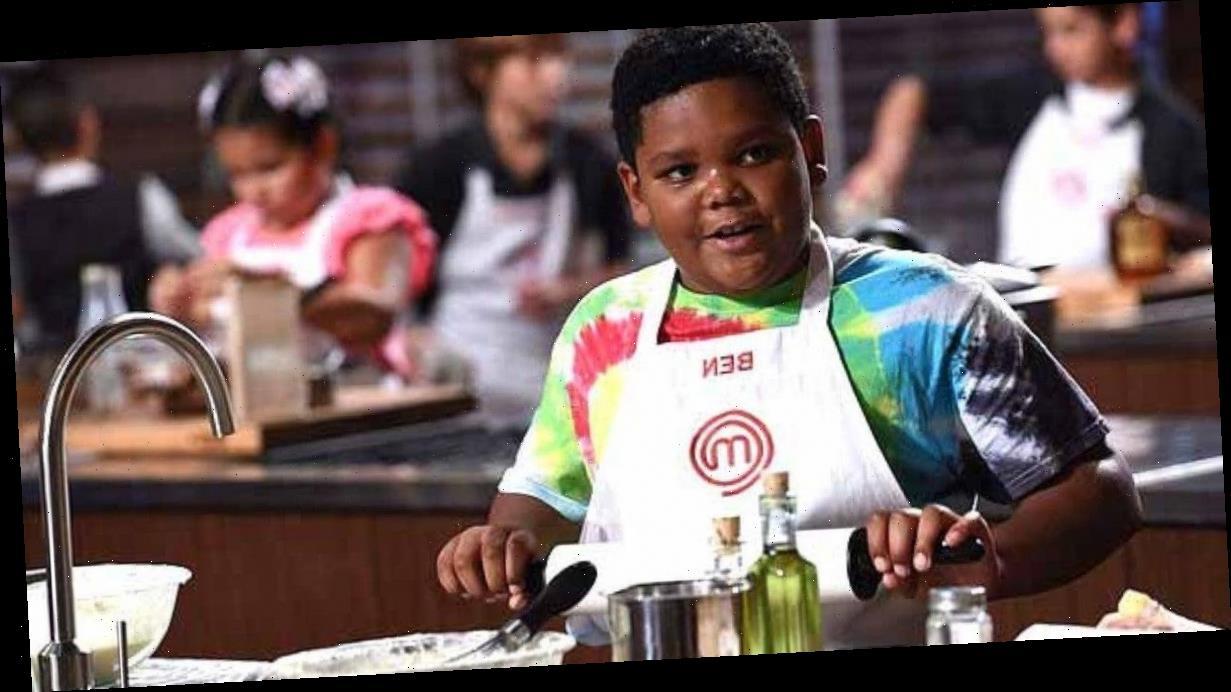 """Ben Watkins, """"MasterChef Junior"""" contestant, has died at 14 years old"""