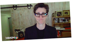 """Rachel Maddow urges people to """"recalibrate"""" their lives after revealing her partner's COVID-19 diagnosis"""