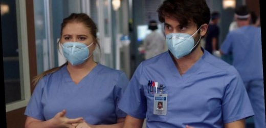 The 'Grey's' Docs Miss Sex and Booze in This Season 17 Deleted Scene
