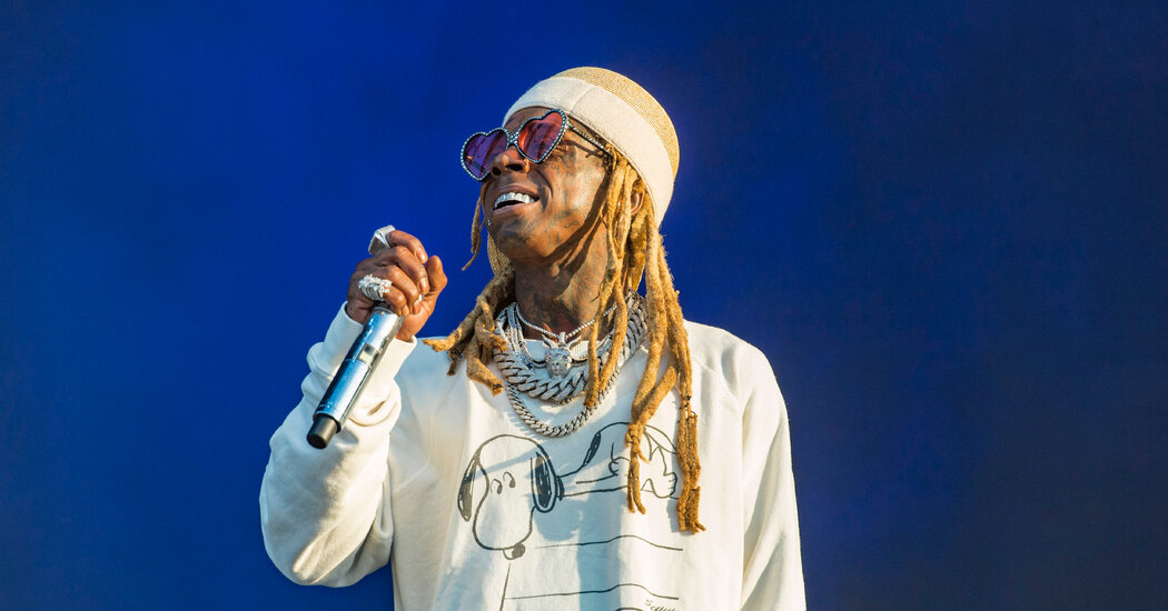 Lil Wayne Faces Federal Gun Possession Charge
