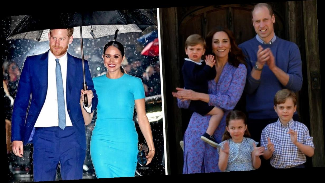 The Royals' rollercoaster year: The marriages, babies and losses of 2020