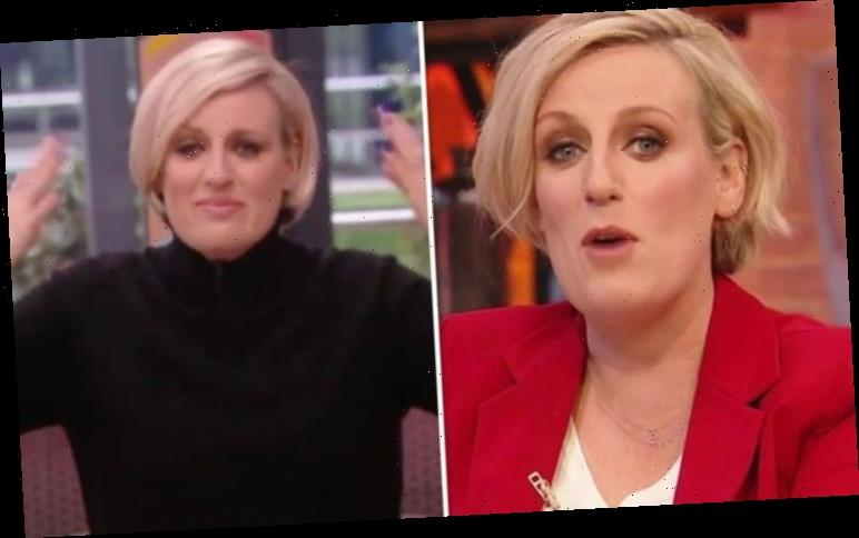 Steph McGovern told she's 'perfect on paper but not in real life' in harsh Uni knock back