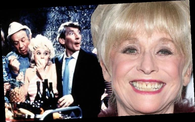 Barbara Windsor Carry On films: Which Carry On films was Dame Barbara in?