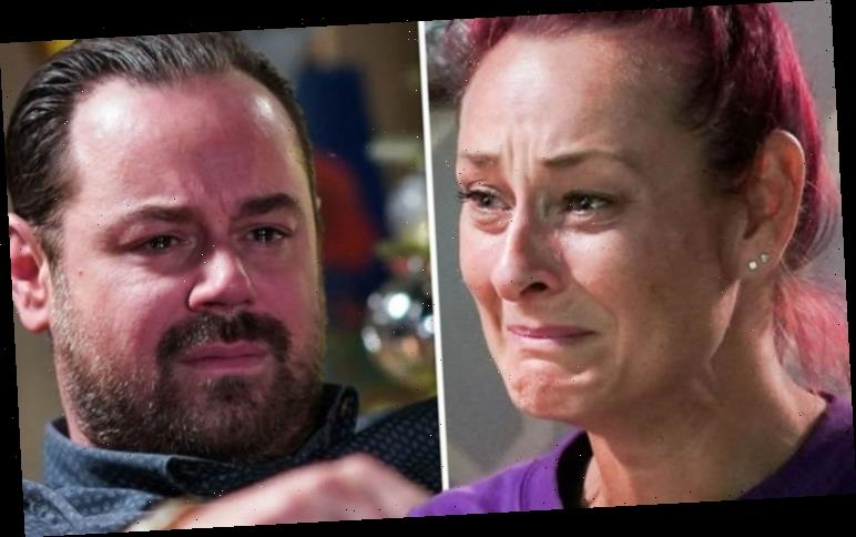 EastEnders spoilers: Mick Carter and Tina 'flee Walford' in double exit bombshell