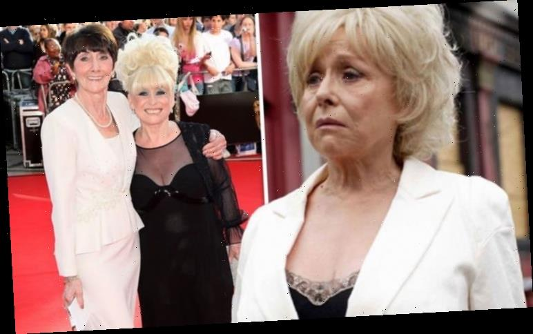 Barbara Windsor warned EastEnders co-star June Brown to apologise over 's**t scripts' row