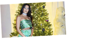 Kourtney Kardashian transforms her Californian home into the North Pole with unbelievable Christmas decorations