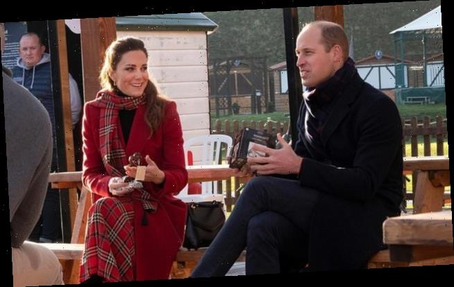 Prince William and Kate admit they haven't made Christmas plans