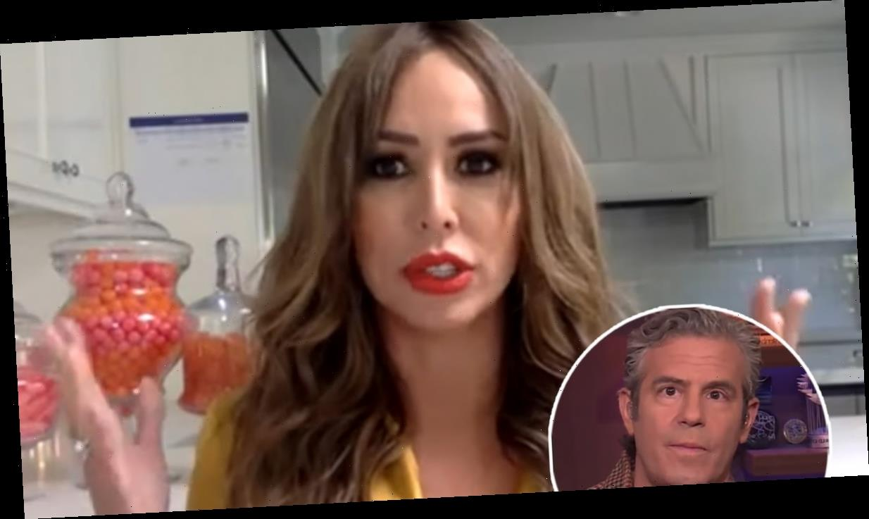 Andy Cohen Grills Kelly Dodd on Problematic Social Media Behavior: 'Think Before You Post'