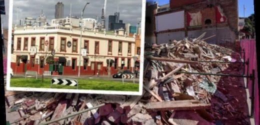 Developers who knocked down Corkman pub get jail for contempt of court