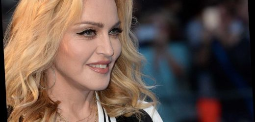 Madonna Unveils Her 'Very First' Tattoo In Honor Of Her 6 Children