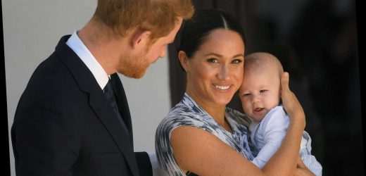 Archie Makes A Surprise Guest Appearance On Meghan Markle & Prince Harry's First Podcast