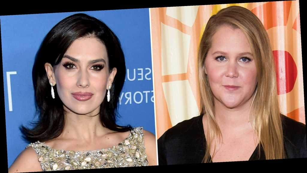 Amy Schumer Jokes About Hilaria Baldwin's Fake Accent Controversy
