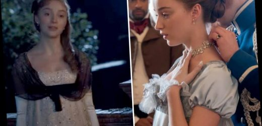 Bridgerton fans spot blunder as Daphne's necklace from Prince Friedrich 'disappears' halfway through scene