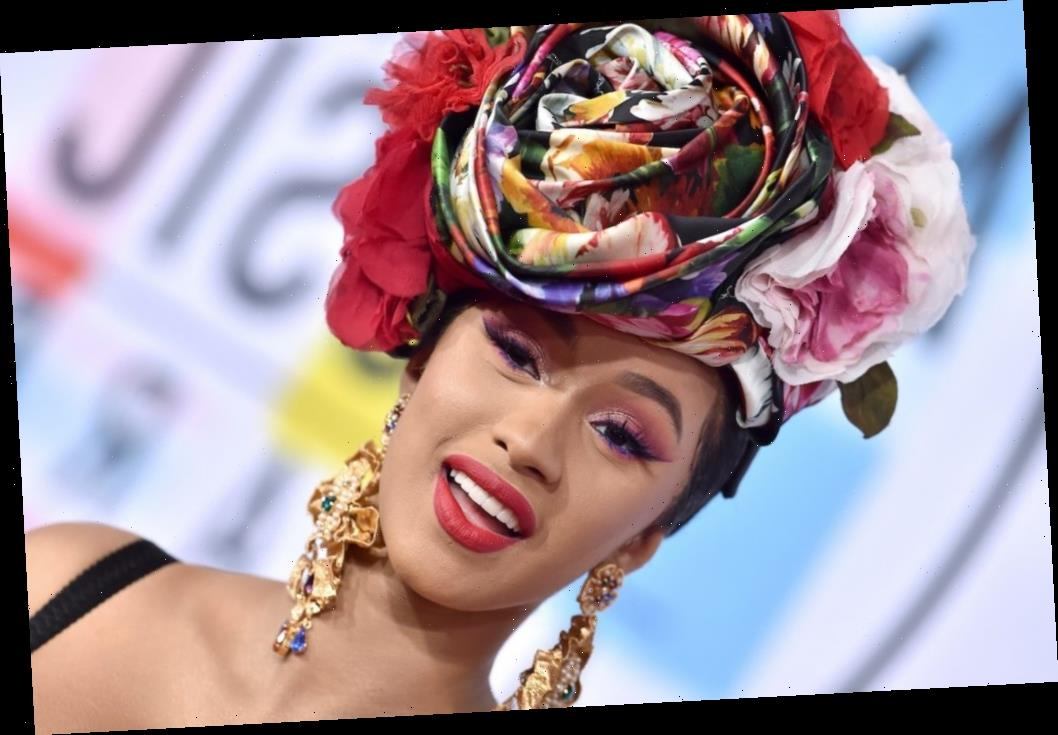 Here's Cardi B's First Big Purchase