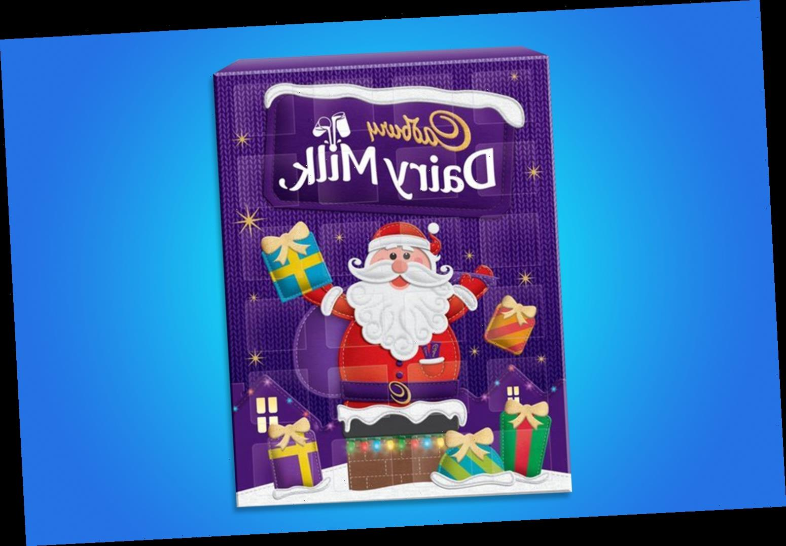 Cadbury's advent calendar error as shoppers find awkward message behind fourth door