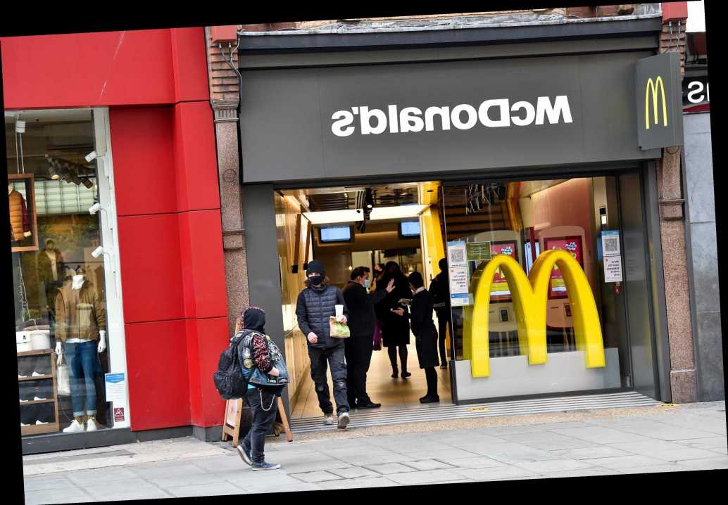 McDonald's rules for every tier in England, Wales, Scotland and Northern Ireland explained