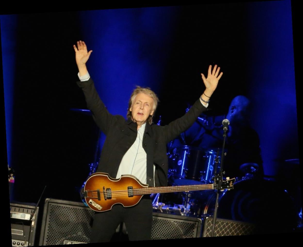 Paul McCartney Explains Why He's Jealous of Bob Dylan
