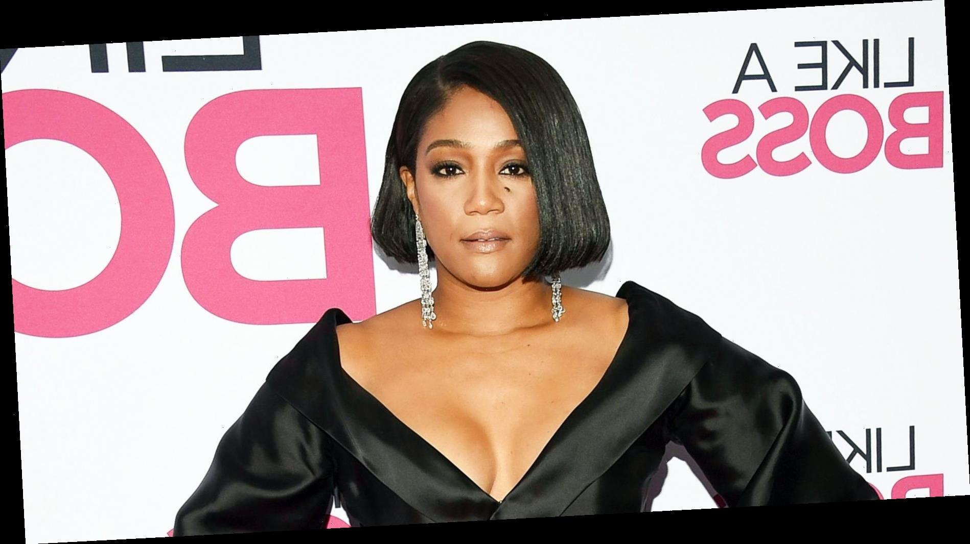 Grammys Chief Apologizes to Tiffany Haddish Over Pre-Show Payment Issues