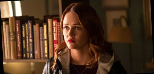 'You' Star Ambyr Childers Shares Her Thoughts on Love and Joe's Future