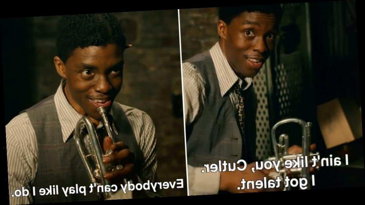 Ma Rainey's Black Bottom: Watch Chadwick Boseman's Moving Performance in First-Look Scene