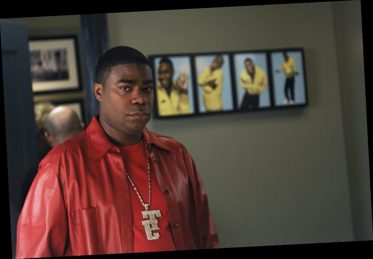 '30 Rock': Grizz and Dot Com Were Tracy Morgan's Friends in Real Life