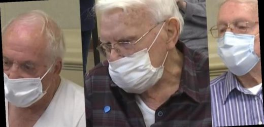Ex-POWs the first vets to get COVID vaccine at Alabama VA hospital