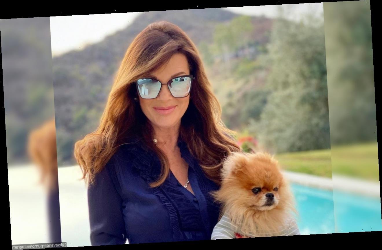 Lisa Vanderpump Mourns the Death of Her Dog Giggy: 'We Are Devastated'